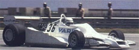 Riccardo Patrese, Arrows FA1, Rio 1978