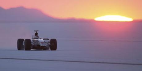 Alan van der Merwe, Honda F1, Bonneville 400