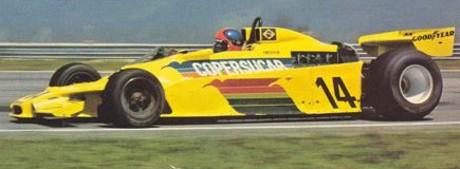 Emerson Fittipaldi, Copersucar F5A, Rio 1978