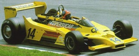 Emerson Fittipaldi, Copersucar-Fittipaldi F5A, 1978