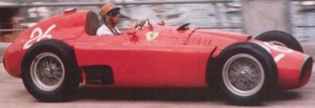 Luigi Musso, Ferrari Lancia D50, 1956