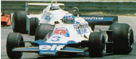 Didier Pironi,Tyrrell 008-Cosworth