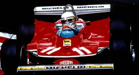 Jody Scheckter, Ferrari 312 T4, 1978