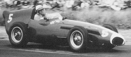Carroll Shelby, Maserati 250F