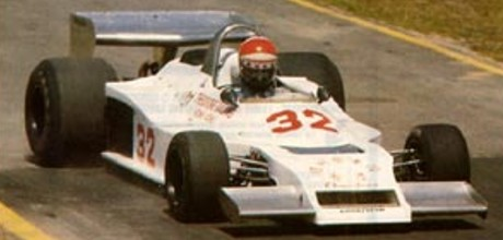 Eddie Cheever, Theodore TR1-Cosworth, 1978