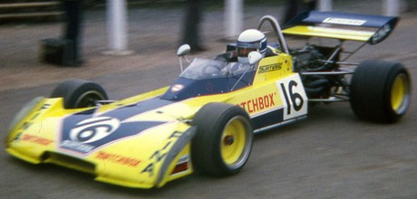 Jochen Mass, Surtees TS10-Hart F2, 1972