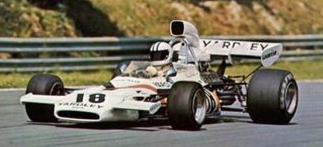 Denny Hulme, McLaren m19C, 1973