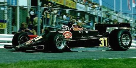 Hector Rebaque, Rebaque HR100, Zandvoort 1979