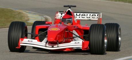 AGS Formula 1 Racing School