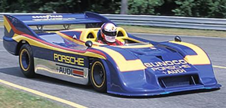 Roger Penske, Porsche 917-30 at Rennsport Reunion