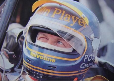 Ronnie Peterson, GPA helmet