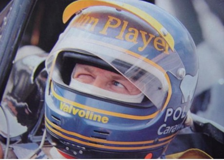 Ronnie Peterson, GPA helmet