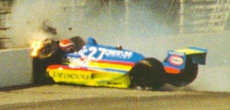 Nelson Piquet, Indianapolis 1992