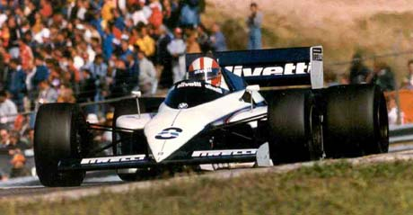 Marc Surer, Brabham BT53-BMW