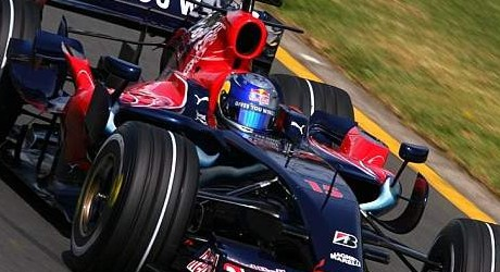 Sebastian Vettel, Toro Rosso-Ferrari