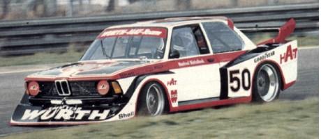 Manfred Winkelhock, HAT-BMW 320i 1.4 turbo