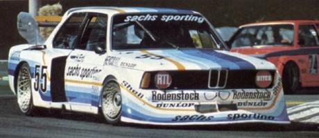 Harald Ertl, Schnitzer BMW 320i 1.4 turbo