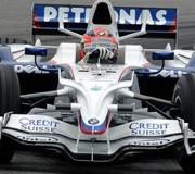 Robert Kubica, BMW-Sauber F1.08