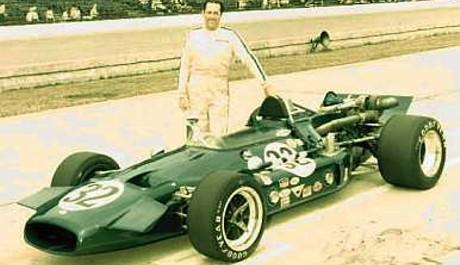 Jack Brabham, Brabham Indycar 1970