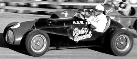 Jack Brabham, Cooper-Bristol 1955