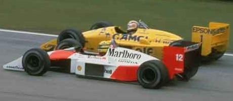"""Williams-Honda: 30 anni fa il grande """"sgarbo"""" 2"""
