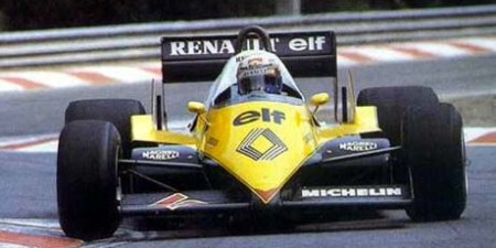 GP da Bélgica de Formula 1, Spa-Francorchamps em 1985  by gpinsider.wordpress