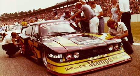 Hans Heyer, Ford Capri Turbo, Hockenheim 1978