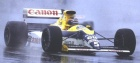 Thierry Boutsen, Williams-Renault, Adelaide 1989