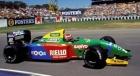 Nelson Piquet, Benetton B190-Ford, Adelaide 1990