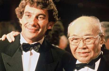Ayrton Senna & Soichiro Honda