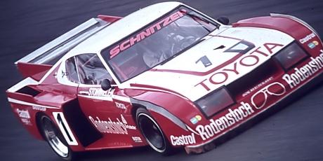 Rolf Stommelen, Toyota Celica LB Turbo, 1978