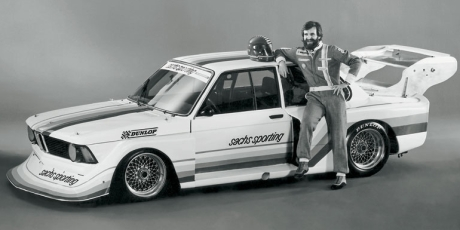 Harald Ertl, Schnitzer BMW 320i Turbo Group 5