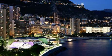 Grimaldi Forum, Monaco