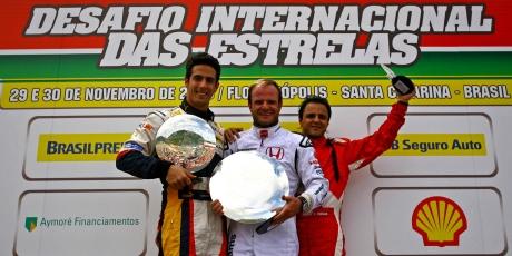Di Grassi, Barrichello & Massa, 2008