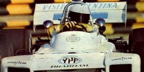 Carlos Reutemann, Brabham BT34, Buenos Aires 1972