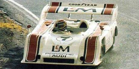George Follmer, L&M Porsche 917/10, Laguna Seca 1972