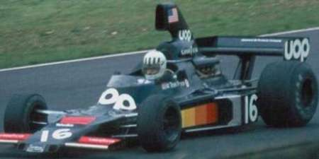 Tom Pryce, Shadow, 1975