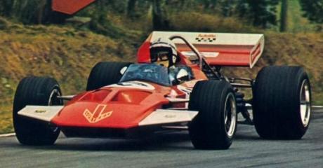 John Surtees, Surtees TS7, 1970
