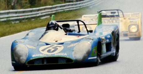Graham Hill, Matra MS670, Le Mans 1972