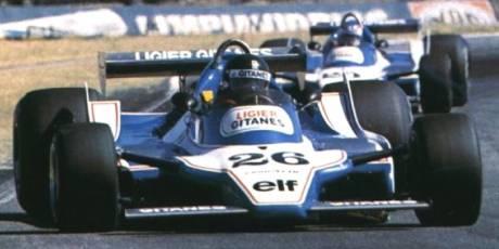Jacques Lafitte, Ligier JS 11, 1979