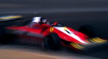 1979 Villeneuve Ferrari 312T3