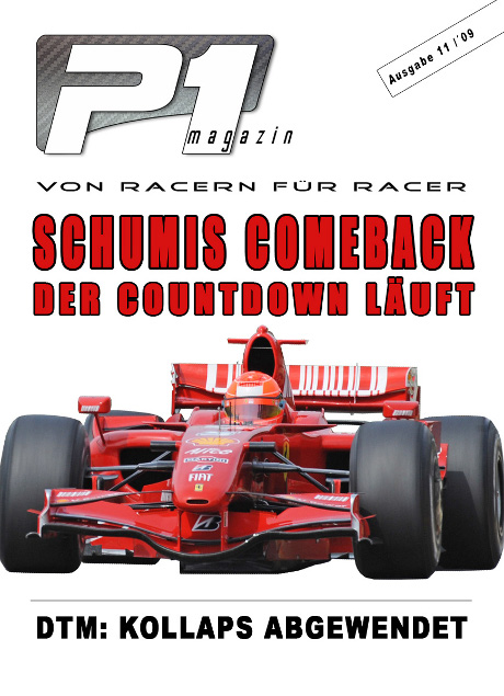 P1 Titelseite Ausgabe 11 - wp