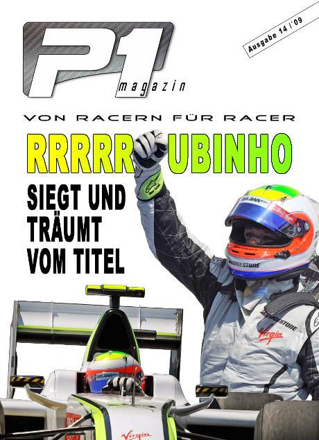 P1 Titelseite Ausgabe 14 - wp
