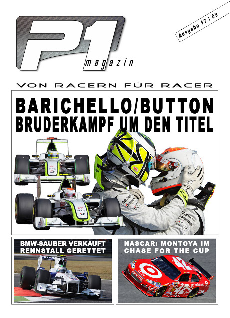 P1 Titelseite Ausgabe 17 - wp