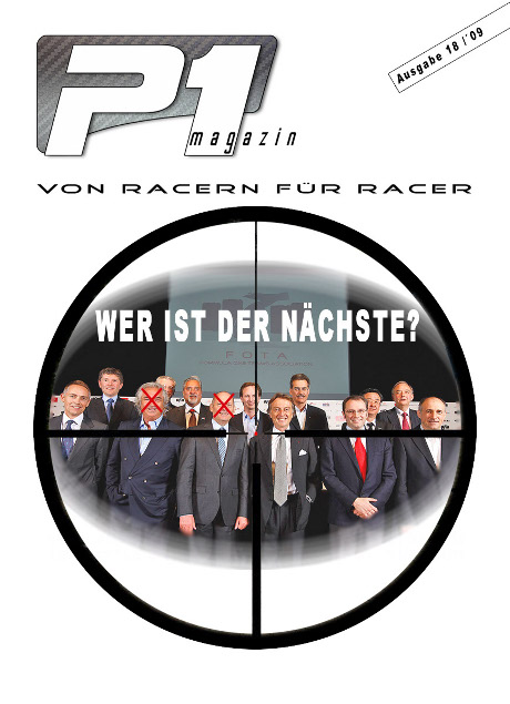 P1 Titelseite Ausgabe 18 - wp