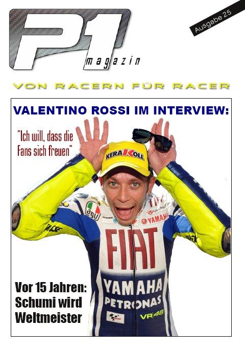 P1 Titelseite Ausgabe 25-wp